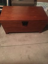 Coffee Table Storage Trunk in Naperville, Illinois