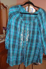 Newer Blouse  sz 2X in Naperville, Illinois