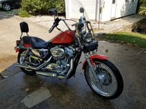 REDUCED 2004 883C CUSTOM HARLEY DAVIDSON SPORTSTER $3800 in Fort Leonard Wood, Missouri