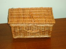 little basket w/lid in Naperville, Illinois