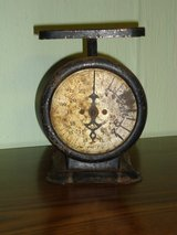 antique pelouze scale in Naperville, Illinois