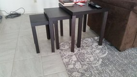 3pc nesting tables in San Antonio, Texas