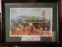 ''The Battle of Kennesaw Mountain'' Print - Thure de Thulstrup in Pleasant View, Tennessee