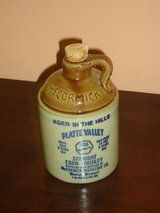 vintage mccormick whisky jug in Bolingbrook, Illinois
