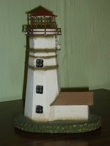"""metal lighthouse 8.5""""H in Bolingbrook, Illinois"""