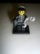 Lego MOVIE Minifig Scribble-Face Bad Cop in Naperville, Illinois