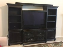 Heavy duty Entertainment center in The Woodlands, Texas