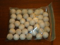 "40 wood balls 1"" in St. Charles, Illinois"