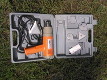 Chicago Electric Tools Heat gun with case in Conroe, Texas