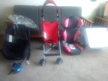 CAR SEATS AND STROLLER in Fort Benning, Georgia
