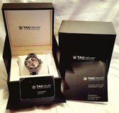 MINT CONDITION TAG HEUER FORMULA 1 CALIBRE 16 AUTOMATIC CHRONOGRAPH WATCH  3200.00 NEW in Fort Polk, Louisiana
