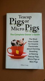 owners guide for mini pigs in DeRidder, Louisiana