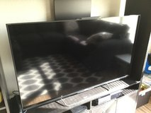 Used Sony Bravia, 55in 3D TV in Fort Carson, Colorado