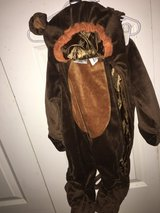 9-12m baby monkey costume in Plainfield, Illinois