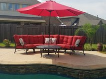 Patio furniture in Bellaire, Texas