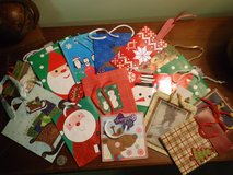15 sm. xmas bags in St. Charles, Illinois