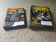 FREE magazines Guns & American Handgunner in Colorado Springs, Colorado