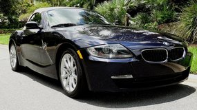 2006 BMW Z4 ROADSTER PADDLE SHIFTER in Saint Petersburg, Florida