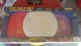Frisbee Golf Set in 29 Palms, California