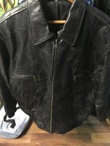 Leather Jacket by Homier Distributing X Large in Fort Knox, Kentucky
