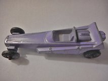Tootsietoy- Wedge Dragster- Made in USA in Temecula, California