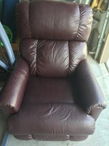 """Leather recliner """"lazy boy"""" in Nellis AFB, Nevada"""