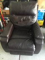 Electric leather recliner in Nellis AFB, Nevada