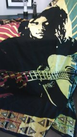 Bob marley wall hanging in Buckley AFB, Colorado