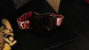 Scott goggle for snowboarding or skiing in Buckley AFB, Colorado