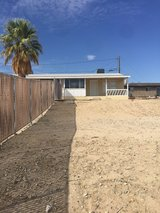 Duplex for rent in 29 Palms, California