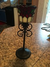 PartyLite Poinsetta Votive Candle Lamp in Camp Lejeune, North Carolina