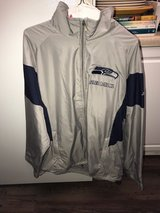 SEATTLE SEAHAWKS Team Issued Super Bowl XL Reebok Jackets - Medium *** NEW in Fort Lewis, Washington
