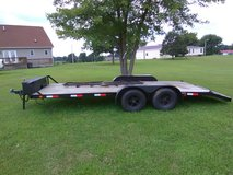 Car/equipment trailer in Fort Knox, Kentucky