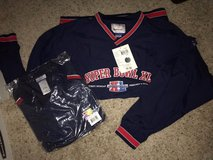 Super Bowl XL Team Issued Reebok Polo Shirt & Jacket Both Size Large - NEW in Fort Lewis, Washington