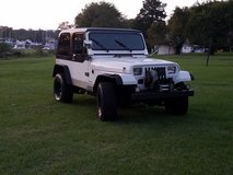 1988 Jeep YJ in Fort Meade, Maryland
