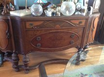 Antique Buffet in St. Charles, Illinois
