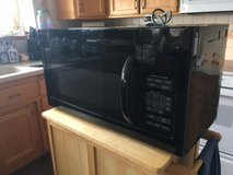 GE Hotpoint 1.6 Cu. Ft. Over-the-Range Microwave in Yucca Valley, California