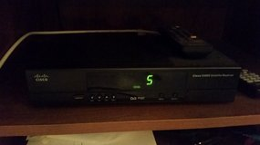 Like new AFN decoder with HDMI cable in Okinawa, Japan