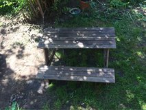 kids picnic table in Baumholder, GE