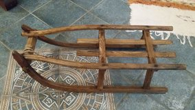 Hand made Antique sled in Ramstein, Germany
