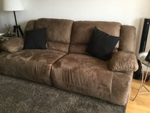 Ashley Furniture Recliner Couches in Ramstein, Germany