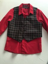 shirt with vest new in Ramstein, Germany