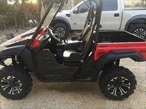 2013 yamaha rhino 700efi in Arlington, Texas