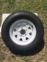 "kenda k558 13"" trailer tire- never used in New Orleans, Louisiana"