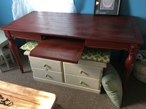 "Desk 30""wide 62""long 30""tall can be used as farm table in Conroe, Texas"