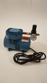 Paasche D500 1/10 H.P. Diaphragm Air Compressor, 110 Volt AC in Ramstein, Germany