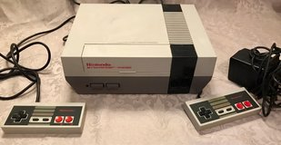 Nintendo NES console + Games in New Orleans, Louisiana
