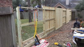 Fences built And More... in Kingwood, Texas