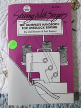 Sewing with Sergers book in Kankakee, Illinois