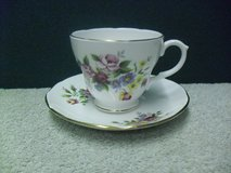 Duchess Bone China Cup & Saucer in Lakenheath, UK